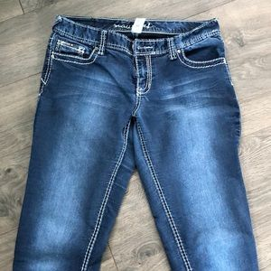 Maurices skinny jeans
